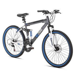 Kent KZ2600 Dual-Suspension Mountain Bike Review