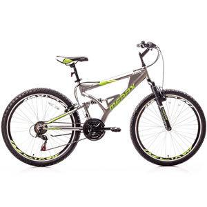 Merax Falcon 26-inch Full Suspension Mountain Bike Review