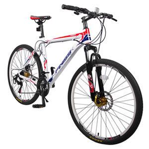 Merax Finiss 26 Mountain Bike with Disc Brakes Review