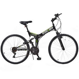 Stowabike 26 MTB V2 Folding Shimano Gears Mountain Bike