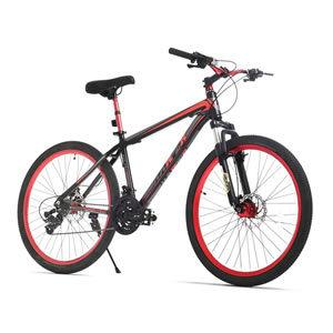 URSTAR 26 Mountain Bike with Front and Rear Disc Brakes