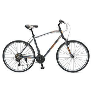 Critical Cycles Men's Barron Hybrid Bike