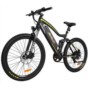 Addmotor HITHOT Electric Mountain Bike For Men With 500W 48V 11.6Ah Battery