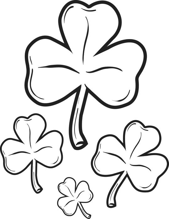 Good Leaf Clover Luck 4