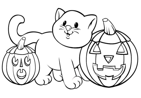 fall coloring pages for preschoolers # 35