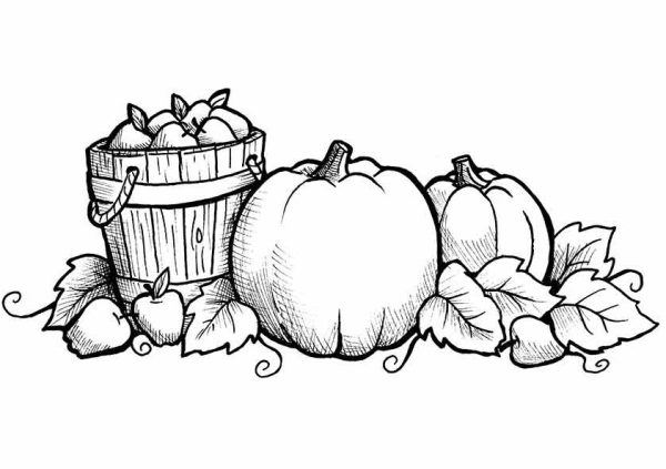 free fall coloring pages printable # 2