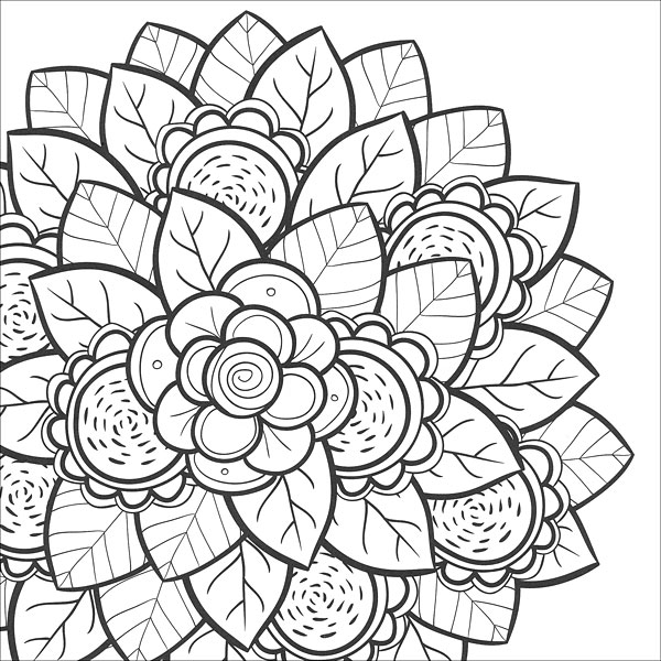 coloring pages for tweens # 6