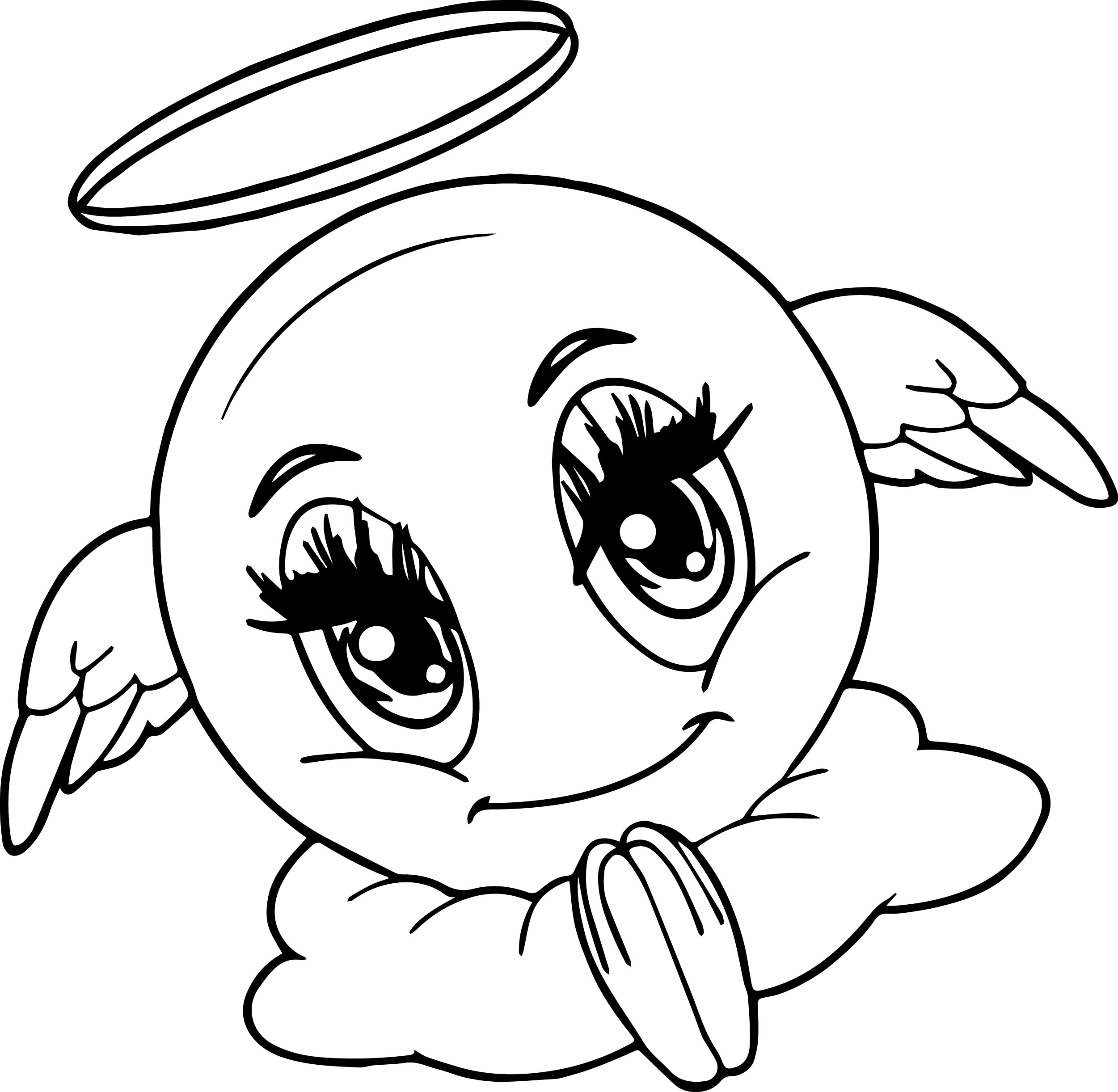 Emoji Coloring Pages Best Coloring Pages For Kids