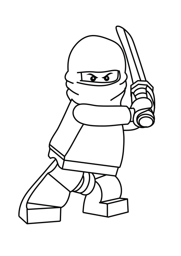 coloring pages lego # 4