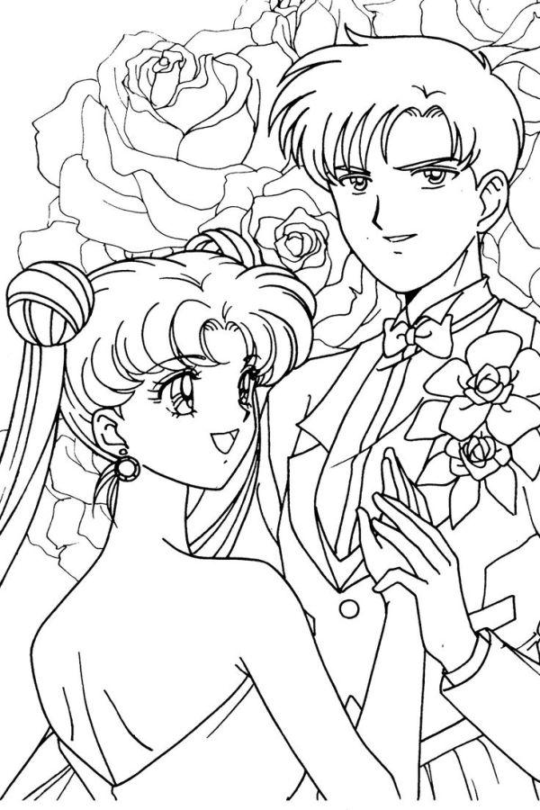 wedding coloring page # 21