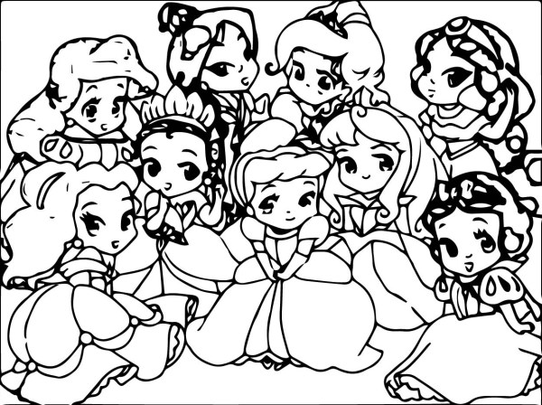 coloring pages cute # 40