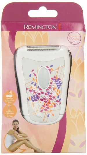 Remington WSF4810B Women's Electric Shavers, White