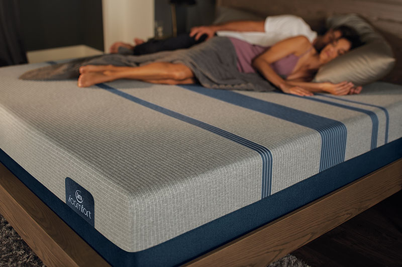 What is a Hybrid Mattress    Best Mattress   Las Vegas   St  George iComfort Mattress by Serta available at Best Mattress in Las Vegas