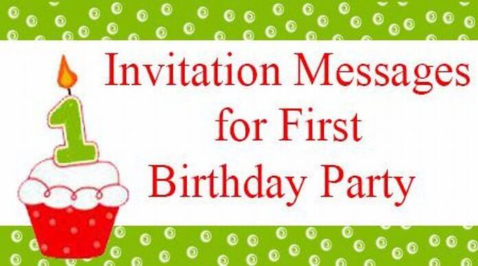 How Write Baptism Invitation