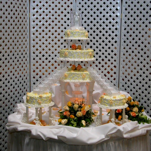 Best of Cake   Cakes Designs  Ideas and Pictures Wedding Cakes Stairs