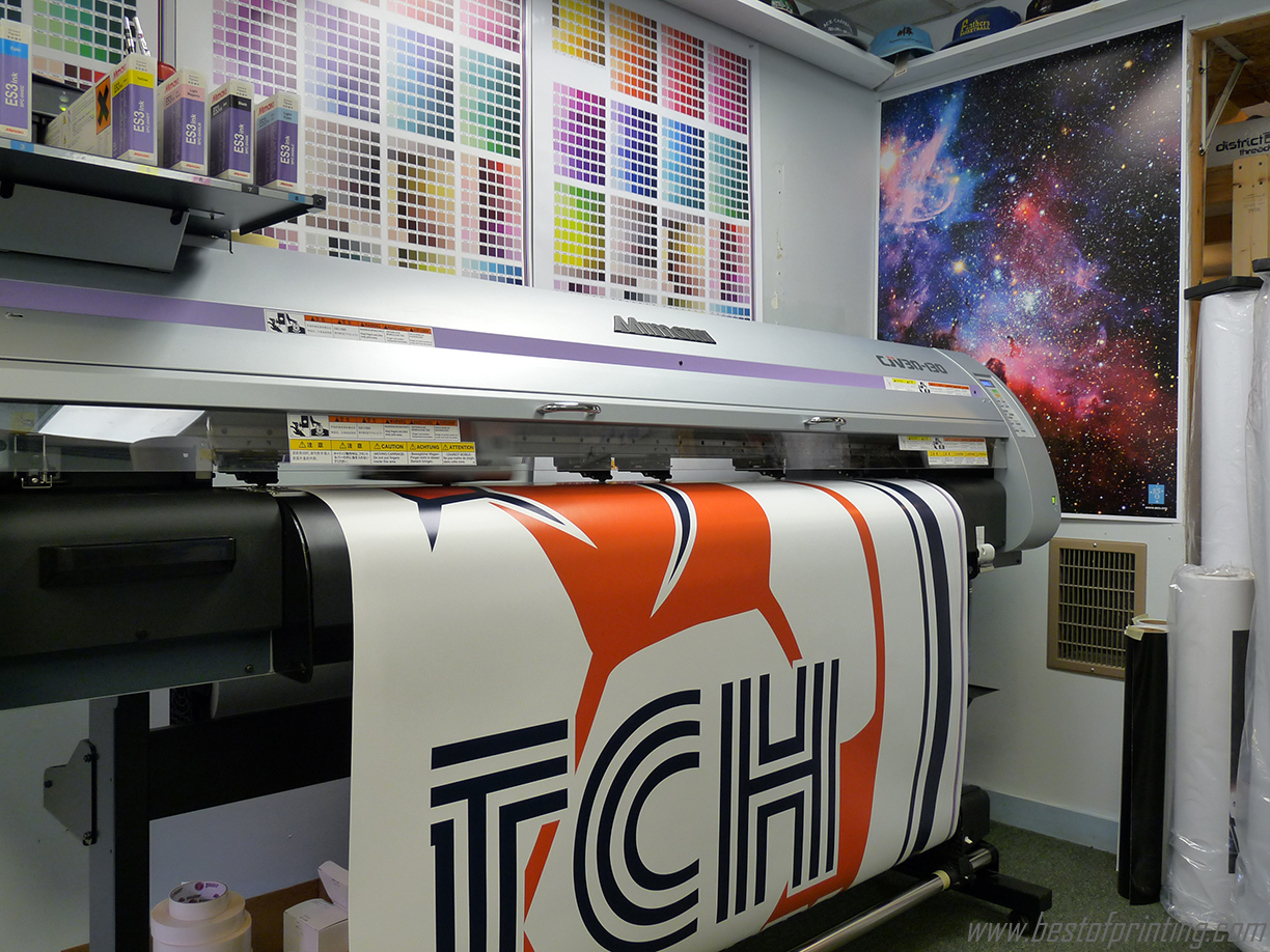 Large Format Printing NYC, Los Angeles | Formats Print Near Me
