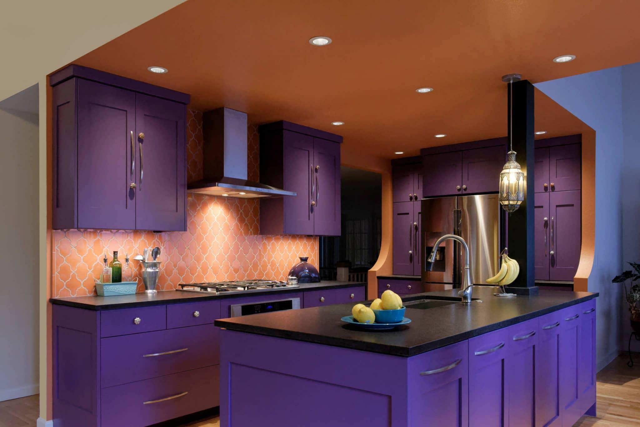 Color Your Kitchen Online