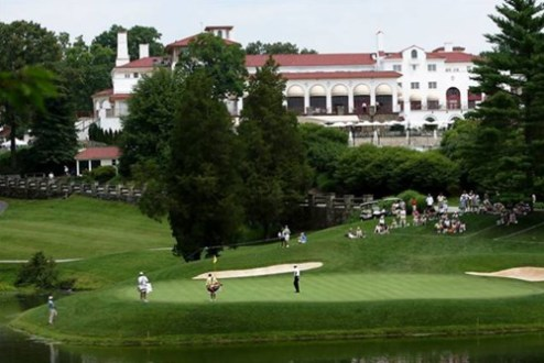 Congressional Country Club in Bethesda  MD   Presented by BestOutings