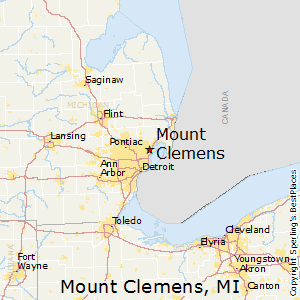 Best Places To Live In Mount Clemens Michigan