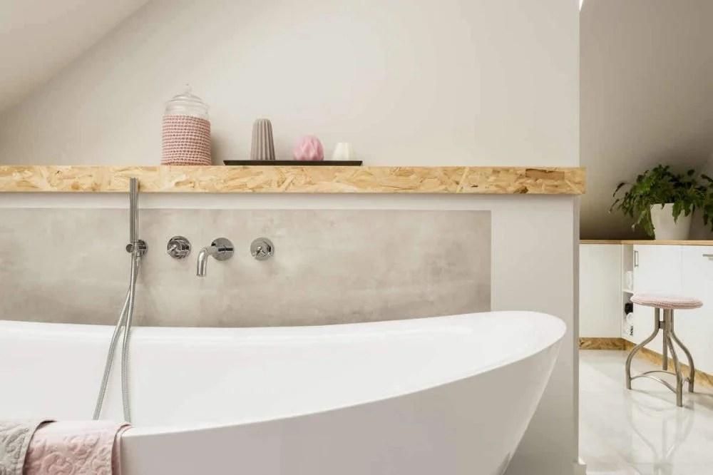 Tips voor de mooiste betonlook badkamer