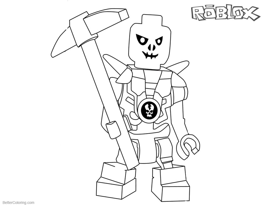 Lego Minecraft Coloring Sheets