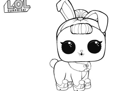 Coloring Pages Of Cute Pets Fresh Free Printable Lol Surprise Pet Gallery
