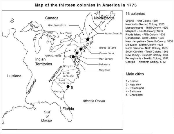 american revolution coloring pages # 46