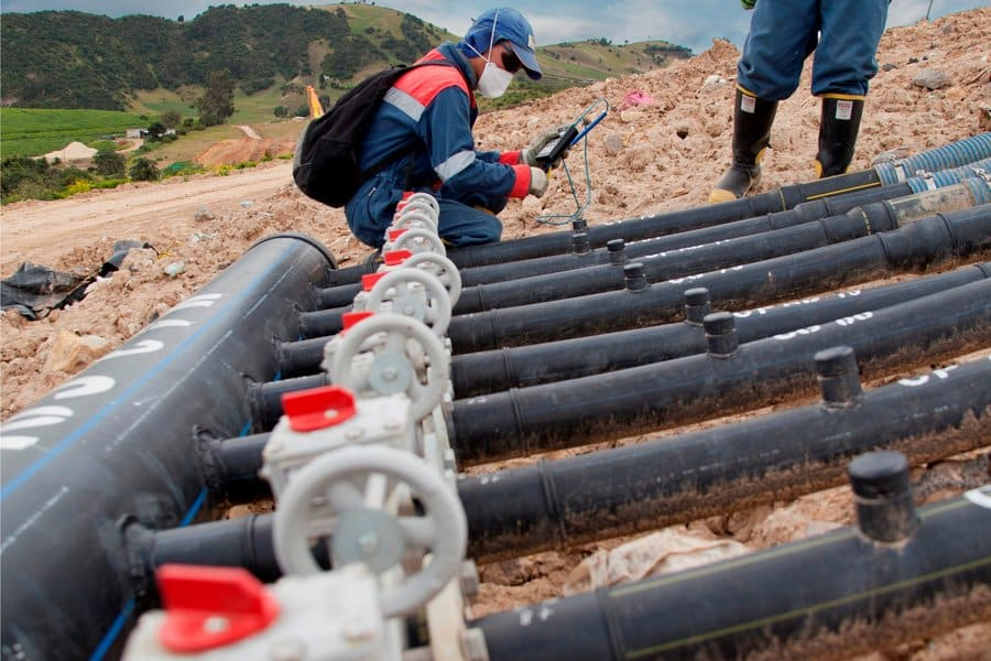 Landfill Gas Project in Colombia