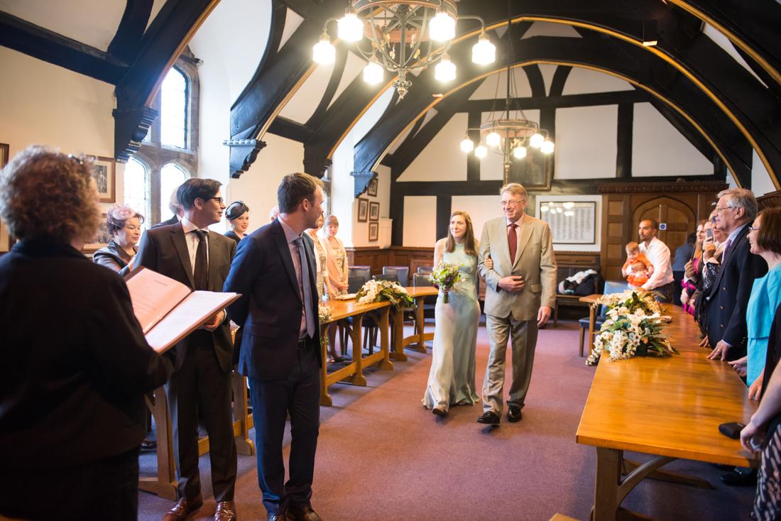 Officiating Wedding Ceremony