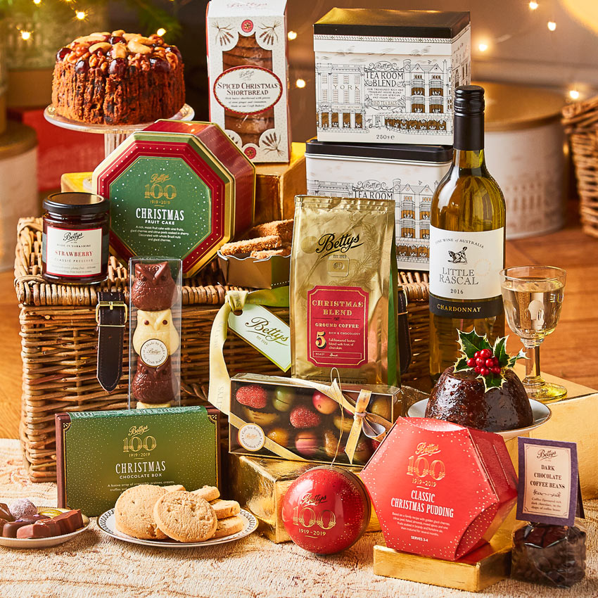 Luxury Christmas Gift Hamper | Bettys