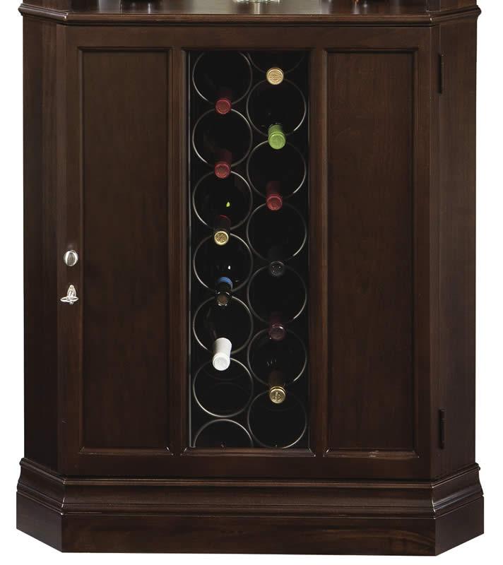 Howard Miller 690 007 Piedmont Iii Wine Amp Spirits Cabinet
