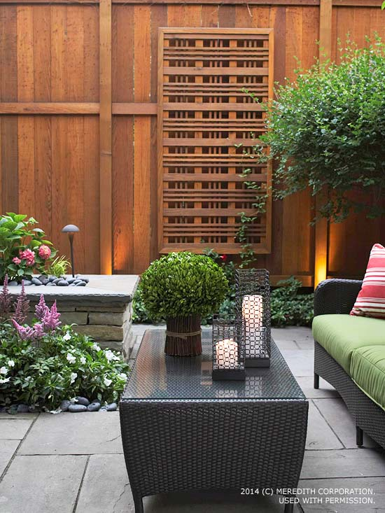 Better Homes And Gardens Fence Ideas