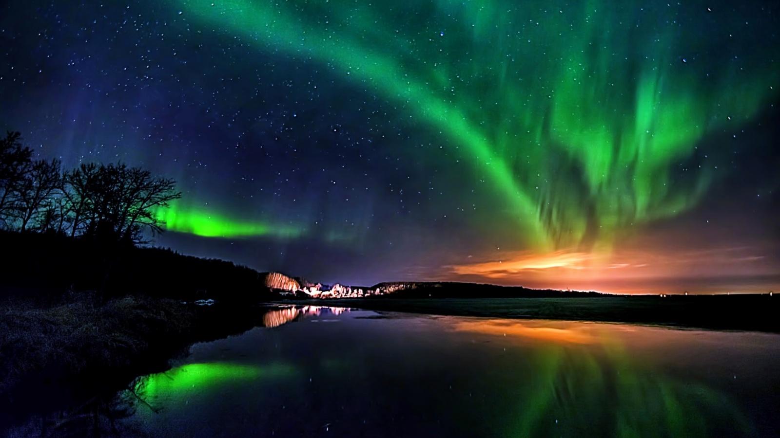 Northern Lights Desktop