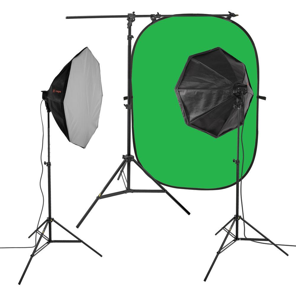 Portable Studio Lighting Kit