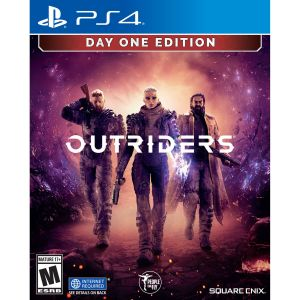 square enix outriders ps4 92309 b h photo video
