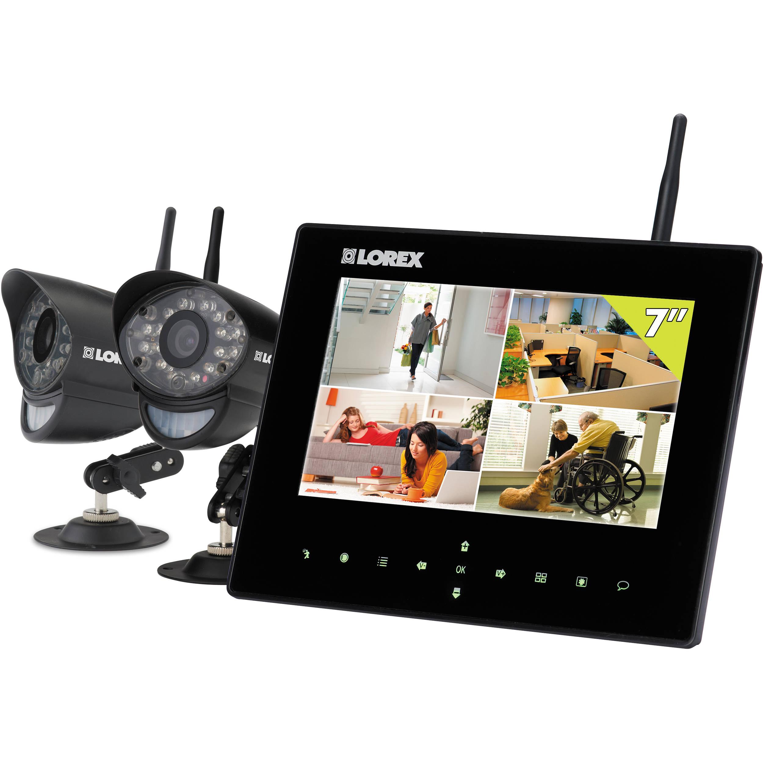 Remote Surveillance Camera Outdoor