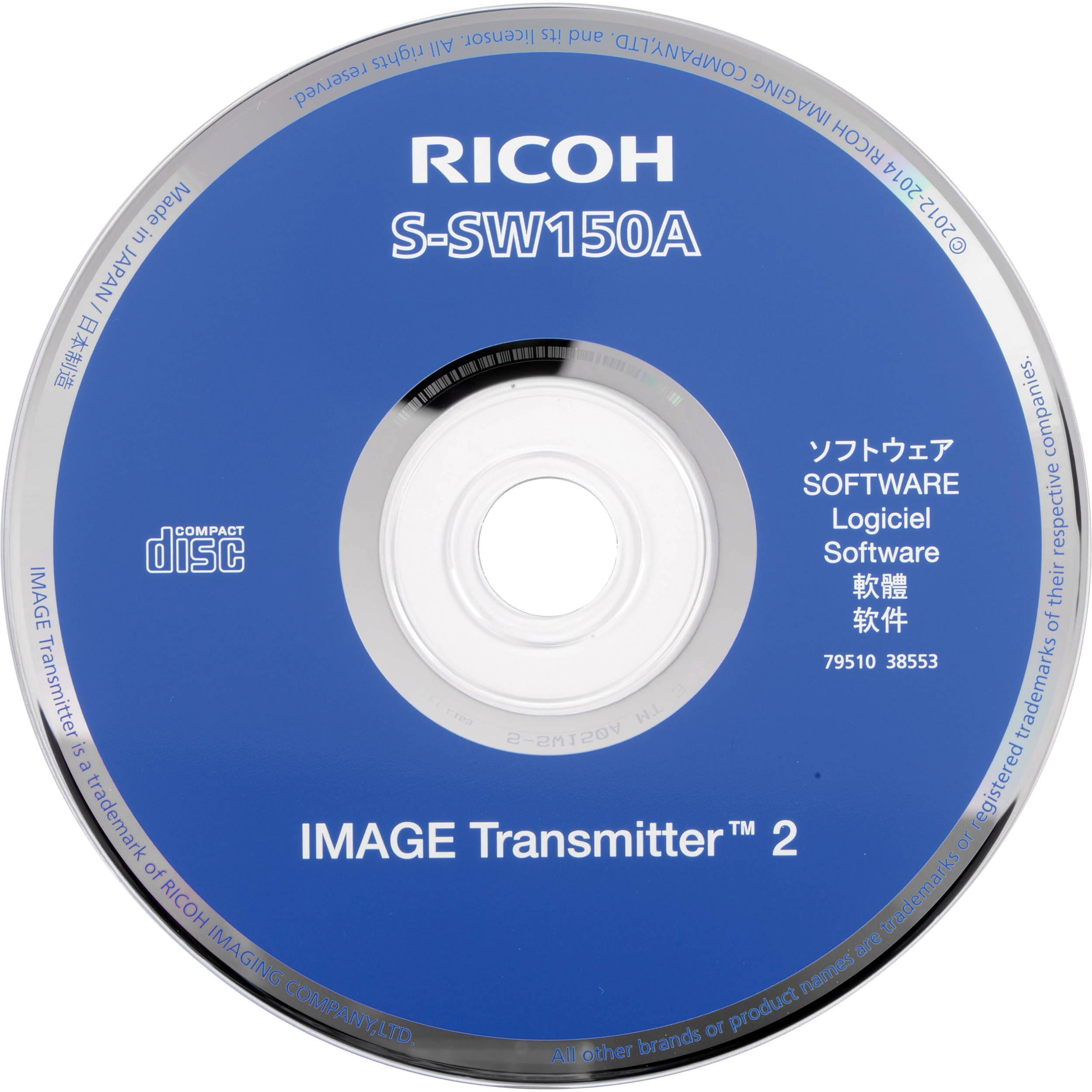 Pentax Image Transmitter 2 Cd Rom 38553 B Amp H Photo Video