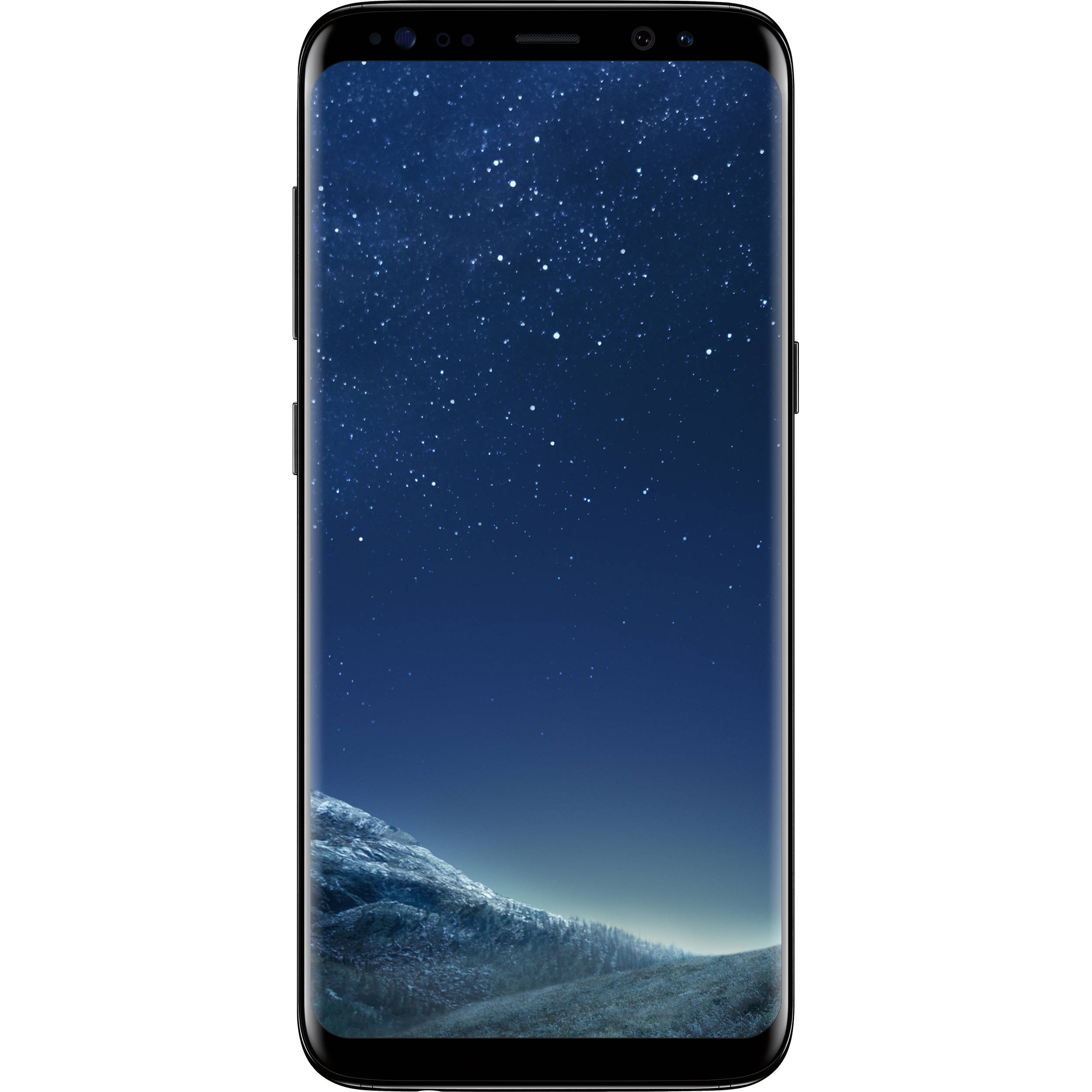 Samsung Galaxy S8 SM-G950U 64GB Smartphone SM-G950UZKAXAA B&H