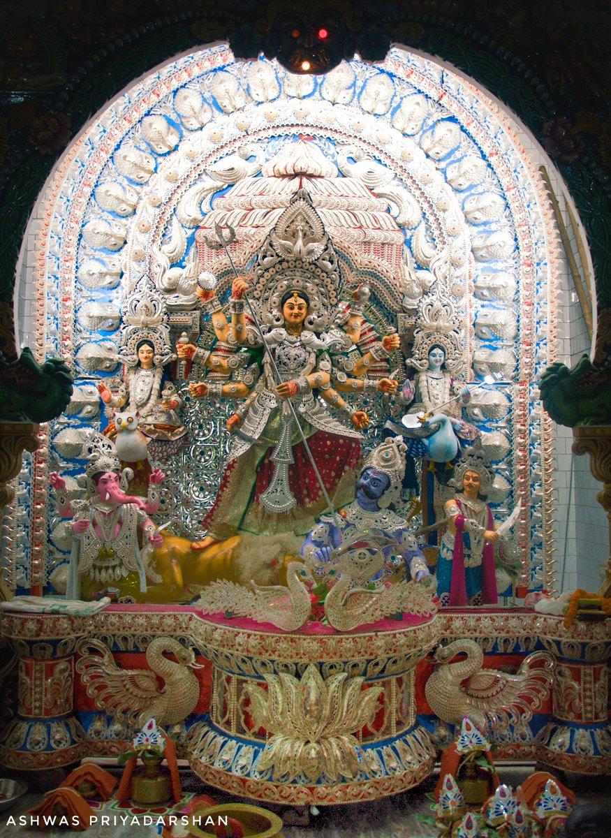 Mahanadi Vihar Durga Puja Cuttack Ashwas 2017 3