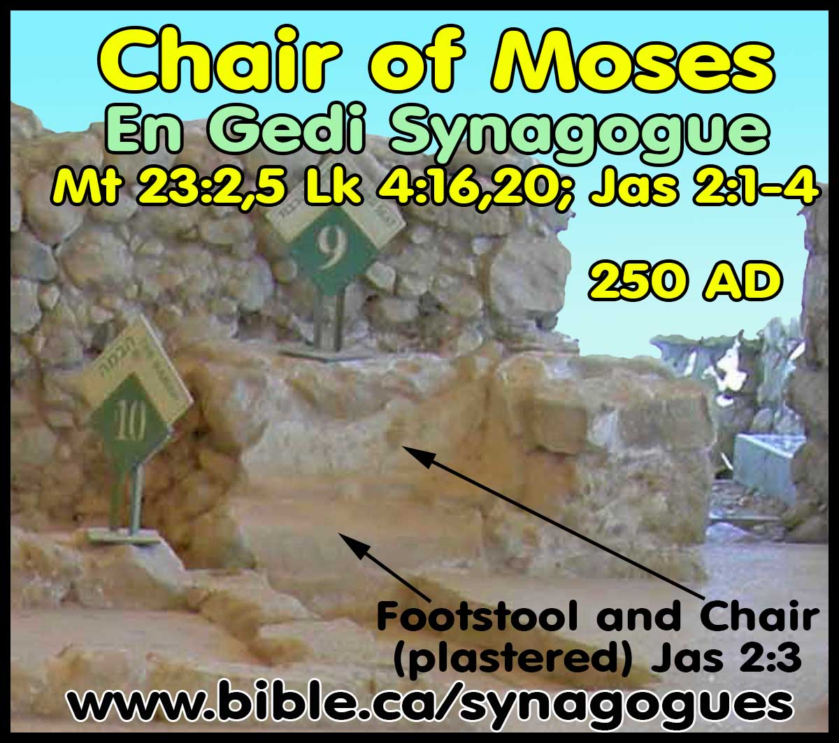 Synagogue Moses Seat Metaphor Of Pride Mt 23 2 3 Jas 2 1 4