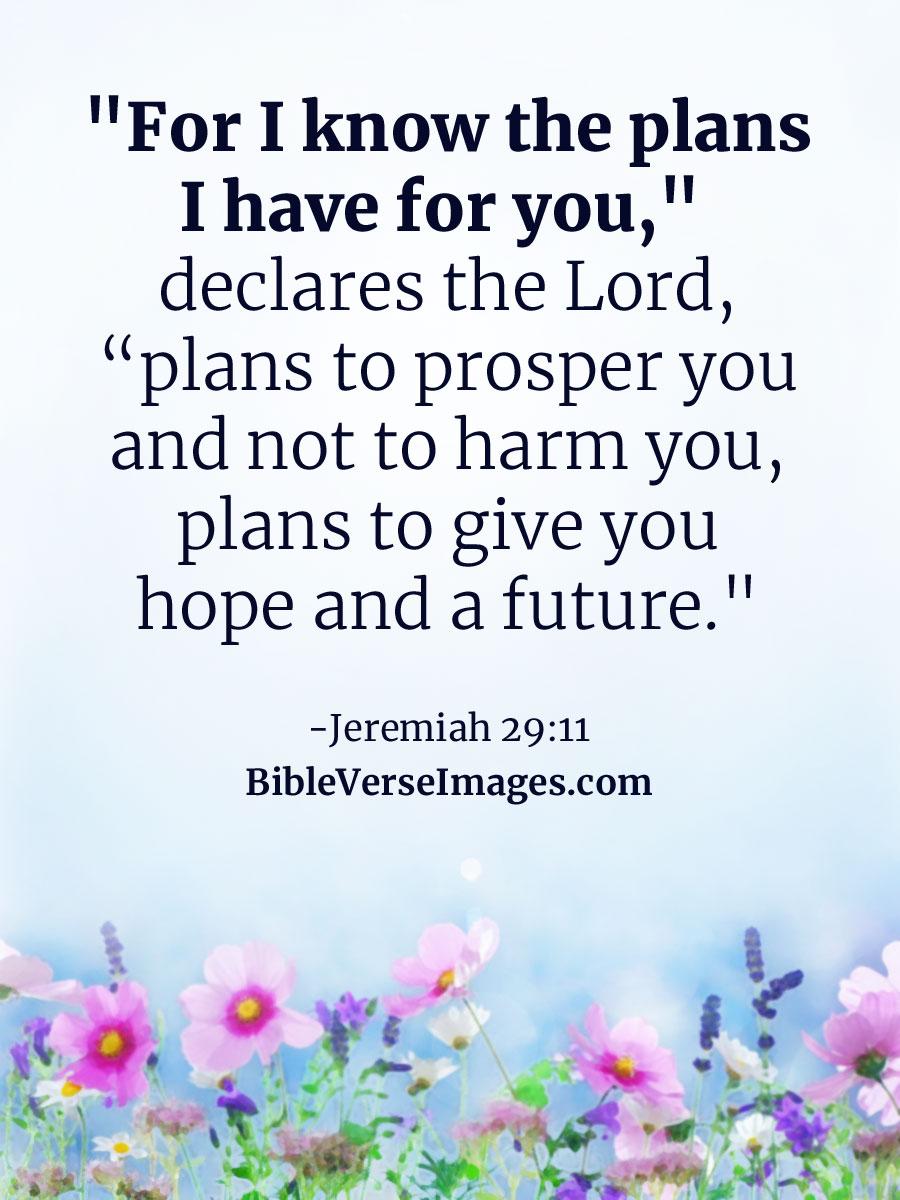 Spring Inspirational Bible Verses