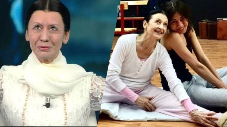 """Virginia Raffaele, il commovente ricordo di Carla Fracci: """"Una parte di me ballerà per sempre con te"""""""
