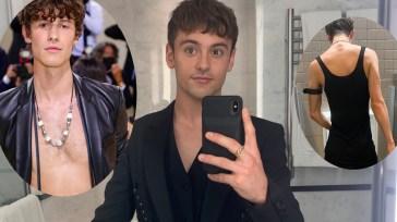 Tom Daley racconta quello che è successo in bagno ai Met Gala con Shawn Mendes e Troye Sivan