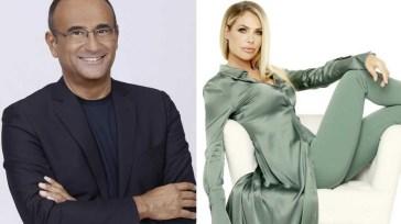 Carlo Conti rompe il silenzio su Star in the Star di Ilary Blasi
