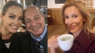Sonia Bruganelli e Giancarlo Magalli insieme, Adriana Volpe sbotta furiosa
