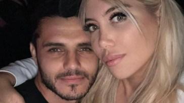 """Mauro Icardi e Wanda Nara tornano insieme dopo il """"tradimento"""": cosa c'è dietro"""