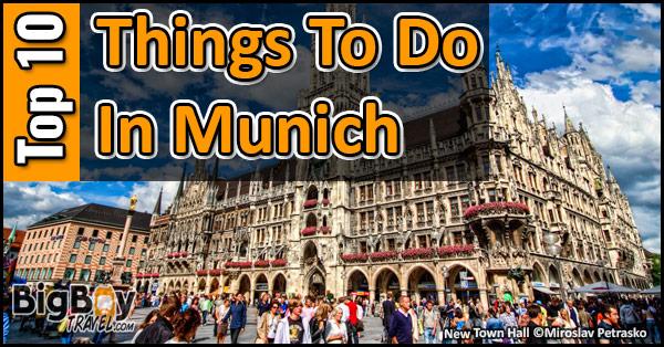 Germany Ten Top Cities
