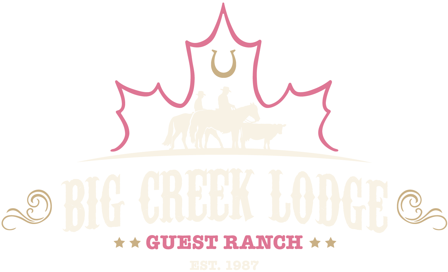 Big Creek Lodge Logo