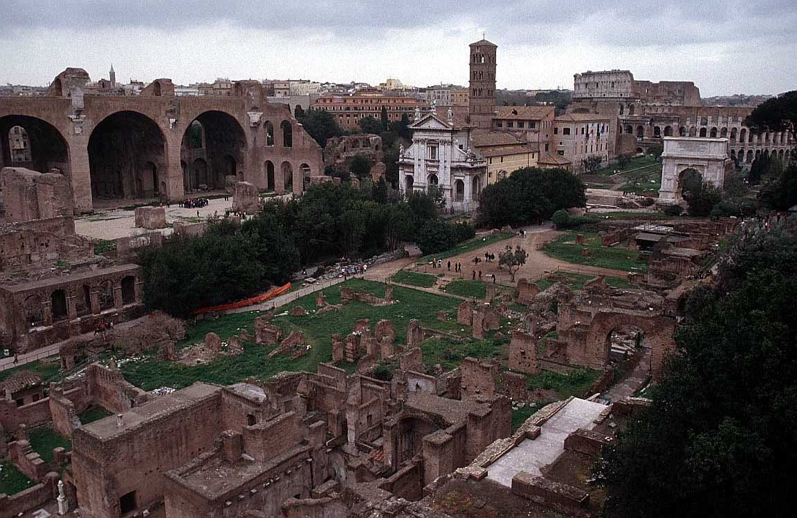 Rome, Italy, Europe. Pictures Colosseum, Roman Forum ...