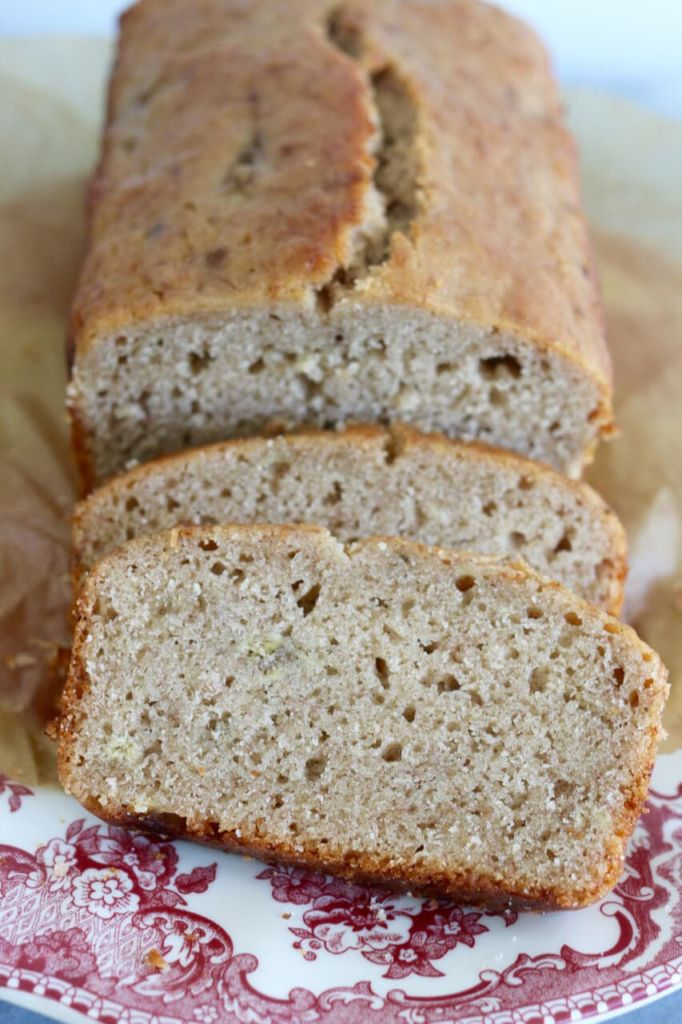 Banana Cake Quick Easy Moist And